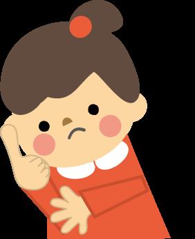 女の子のイラスト 挿絵 無料イラスト フリー素材2